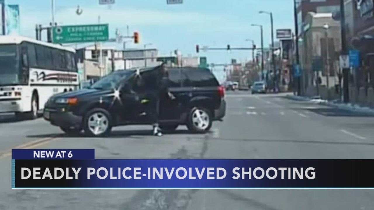 Video released of deadly police-involved shooting