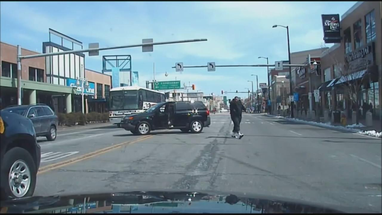 Authorities release fatal police-involved shooting video