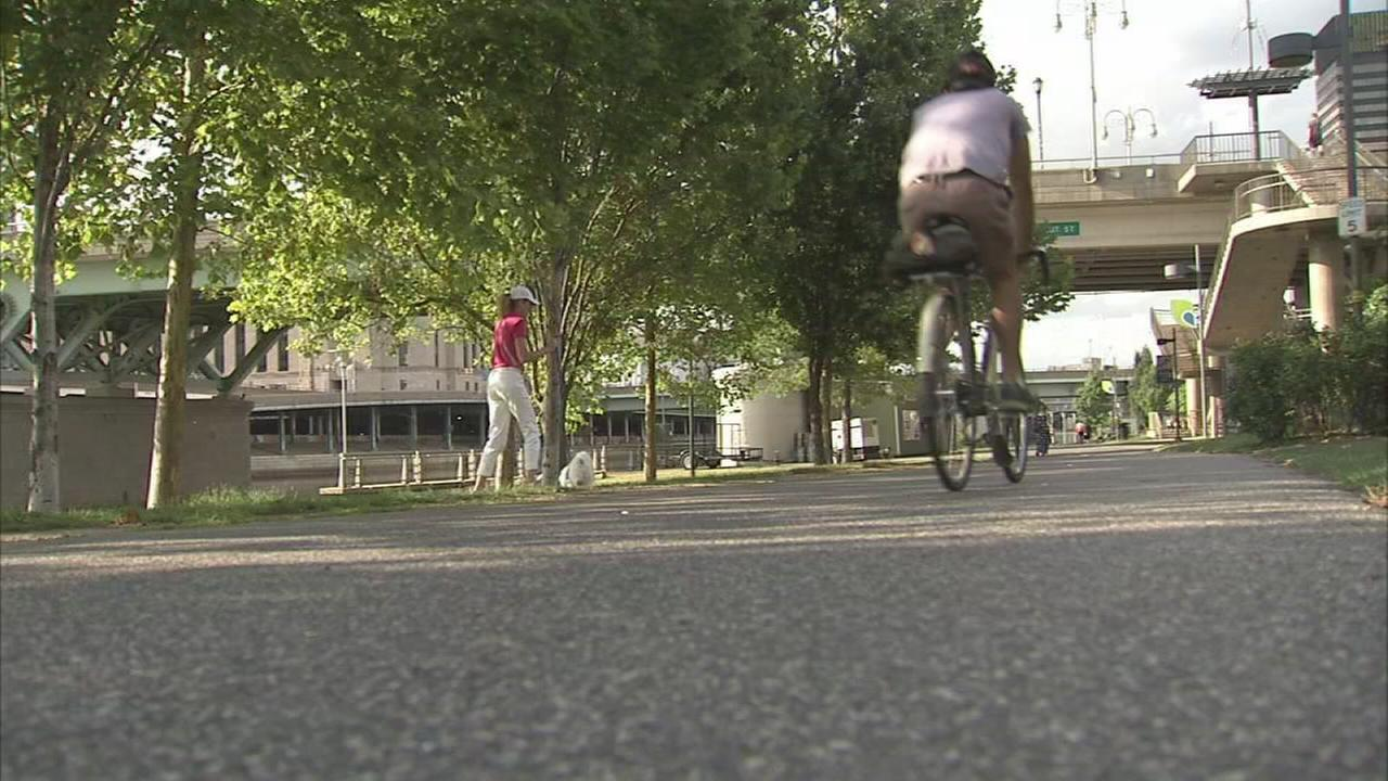 Robberies reported on Schuylkill River Trail