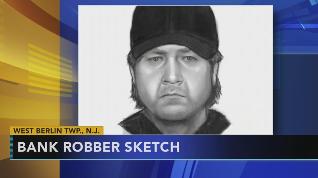 Sketch of robbery suspect released