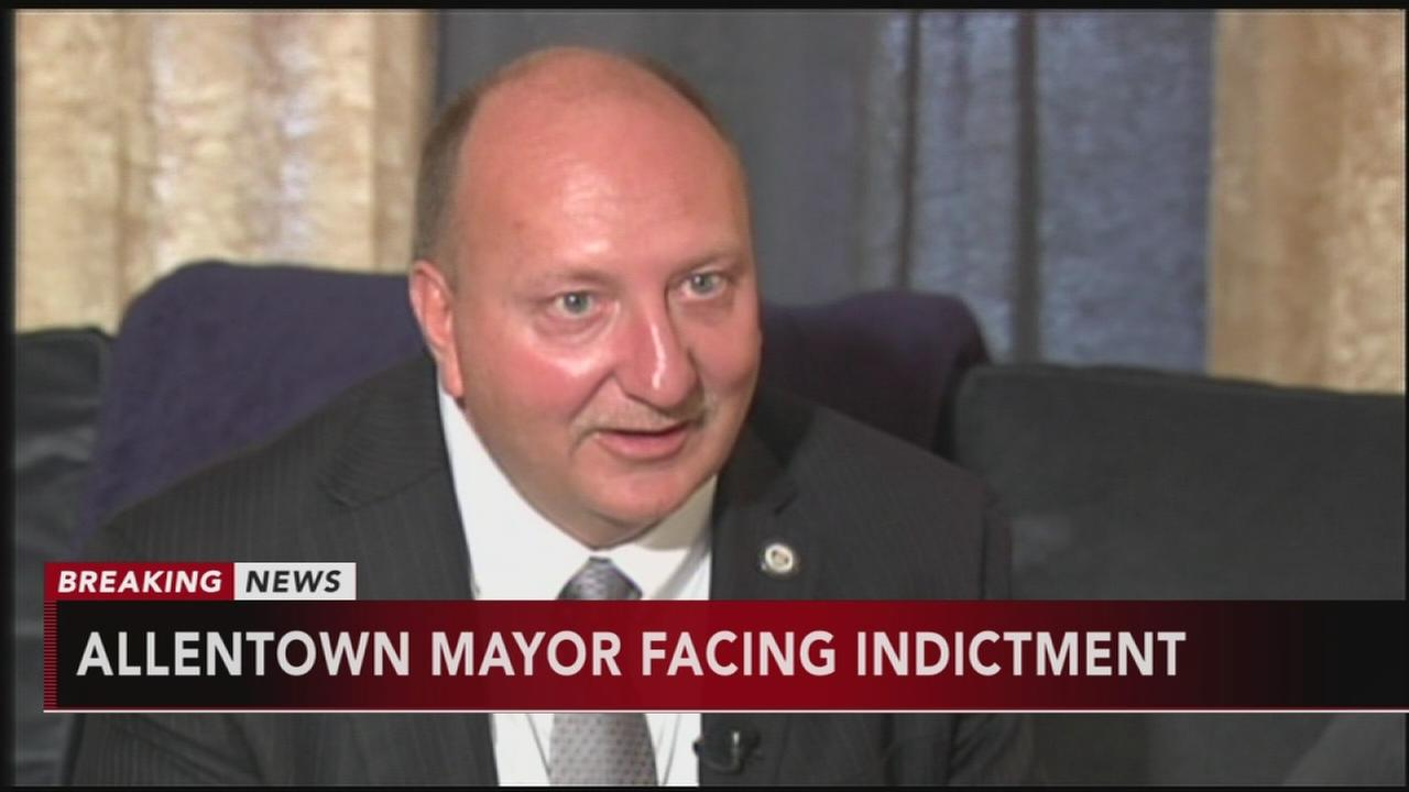 Allentown mayor facing indictment