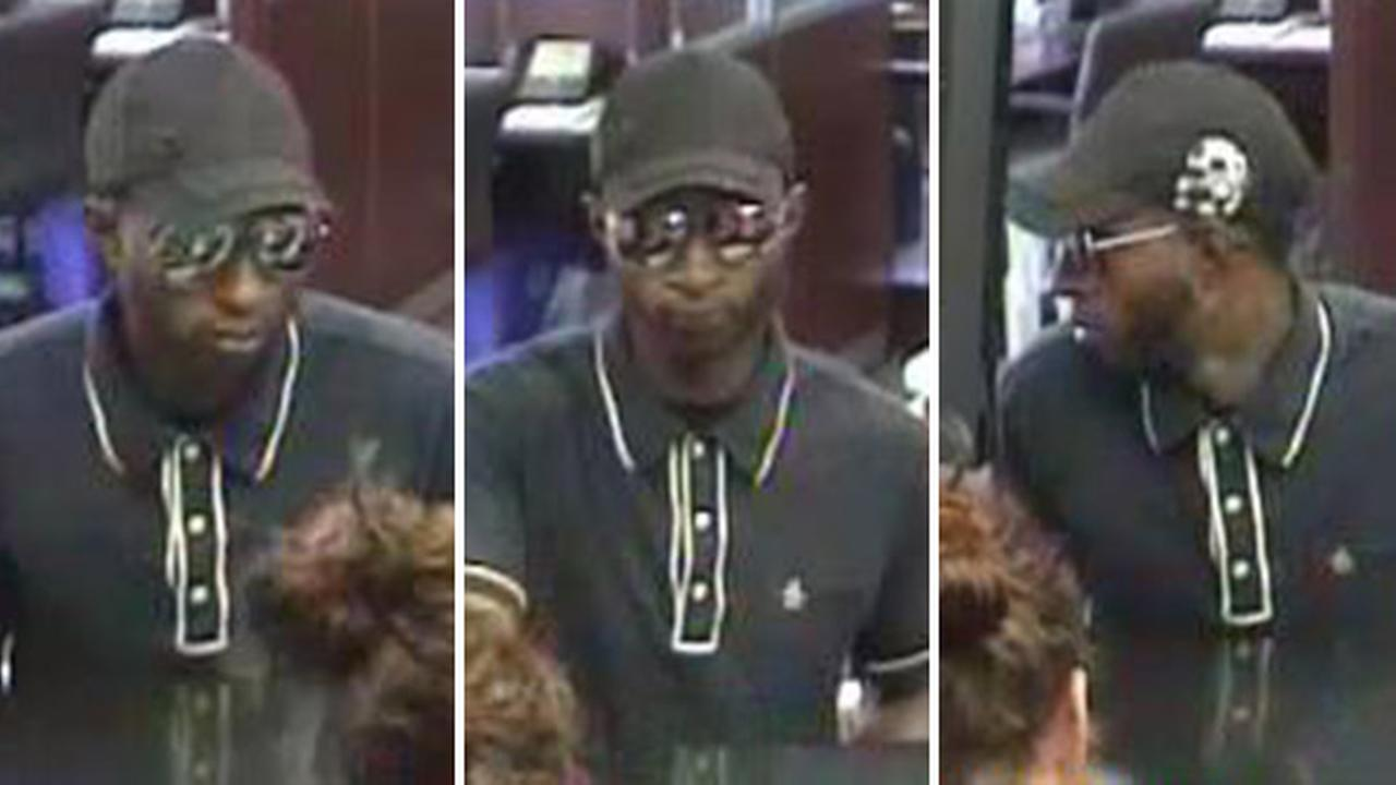 Wells Fargo in Sharon Hill robbed; suspect sought