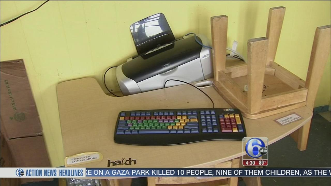 VIDEO: Computers, pets stolen from community center