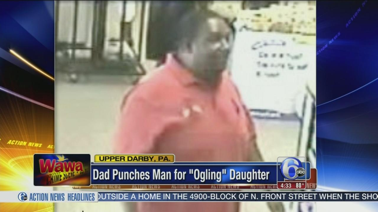 VIDEO: Police: Look at daughter provoked attack