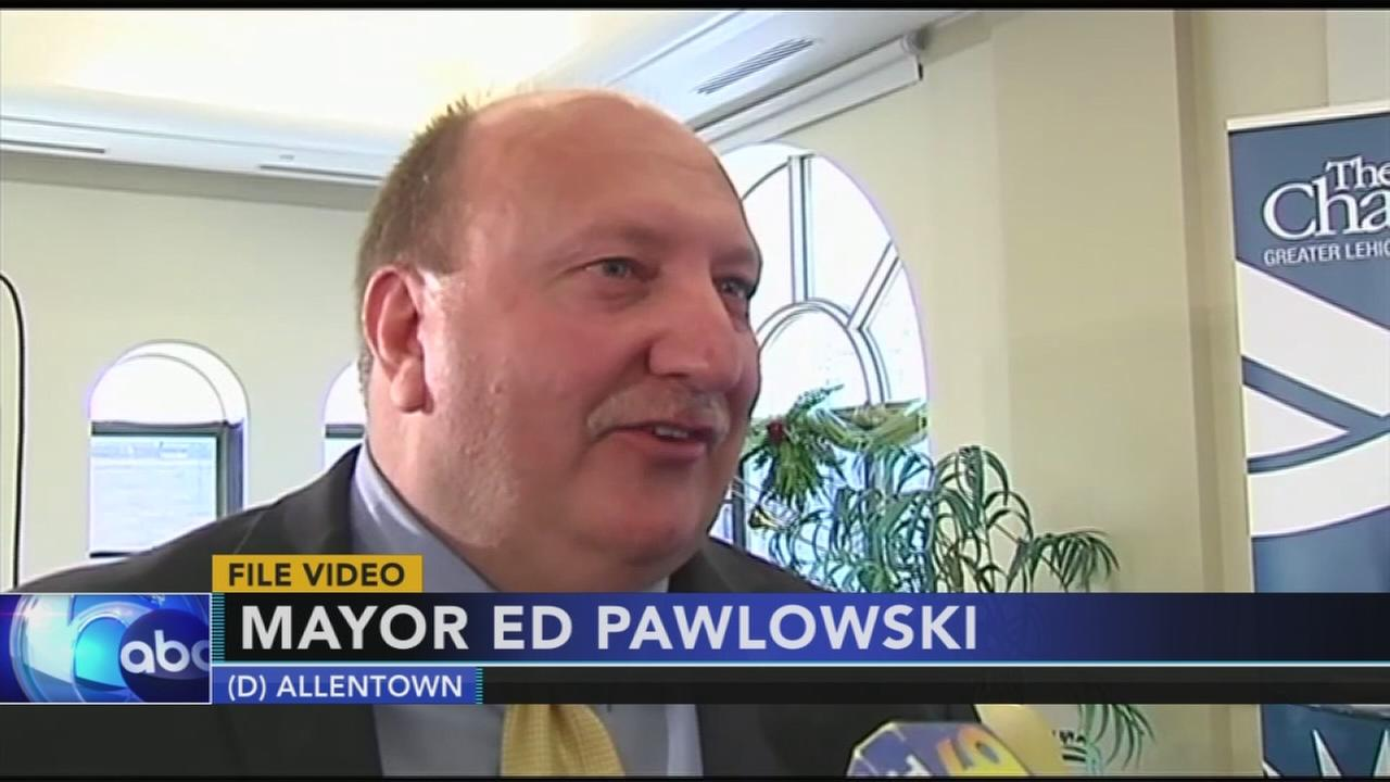 Allentown mayor, ex-Reading mayor, charged with corruption