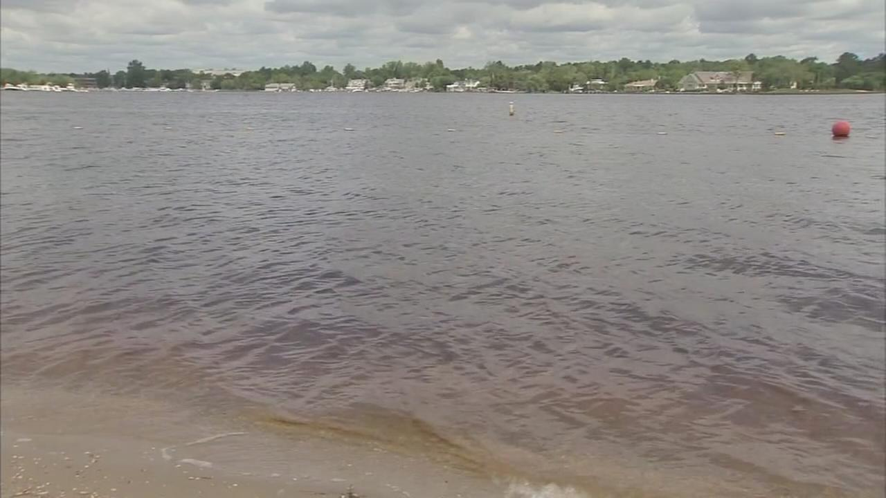 3 New Jersey beaches closed, 31 water quality advisories