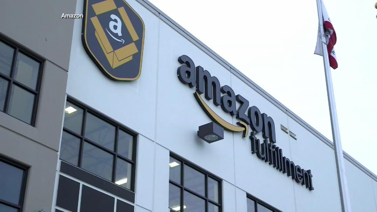 Amazon is hiring in New Jersey