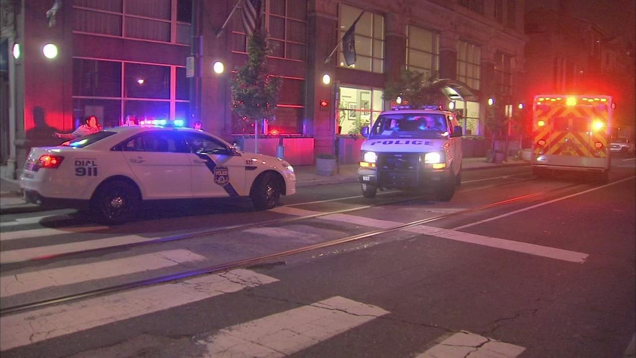 Man stabbed during fight