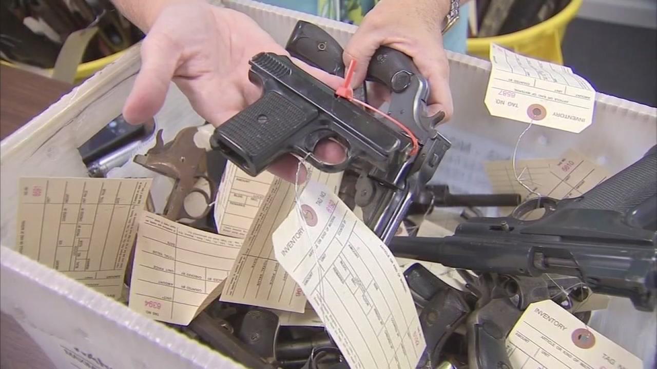 Gun buy-back program gets weapons off NJ streets