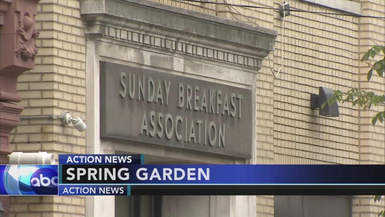 Man dead after stabbing at homeless shelter