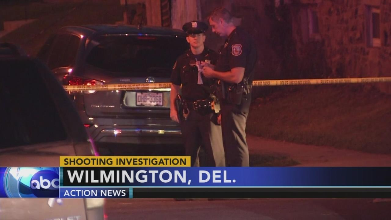 Man critical after shooting in Wilmington