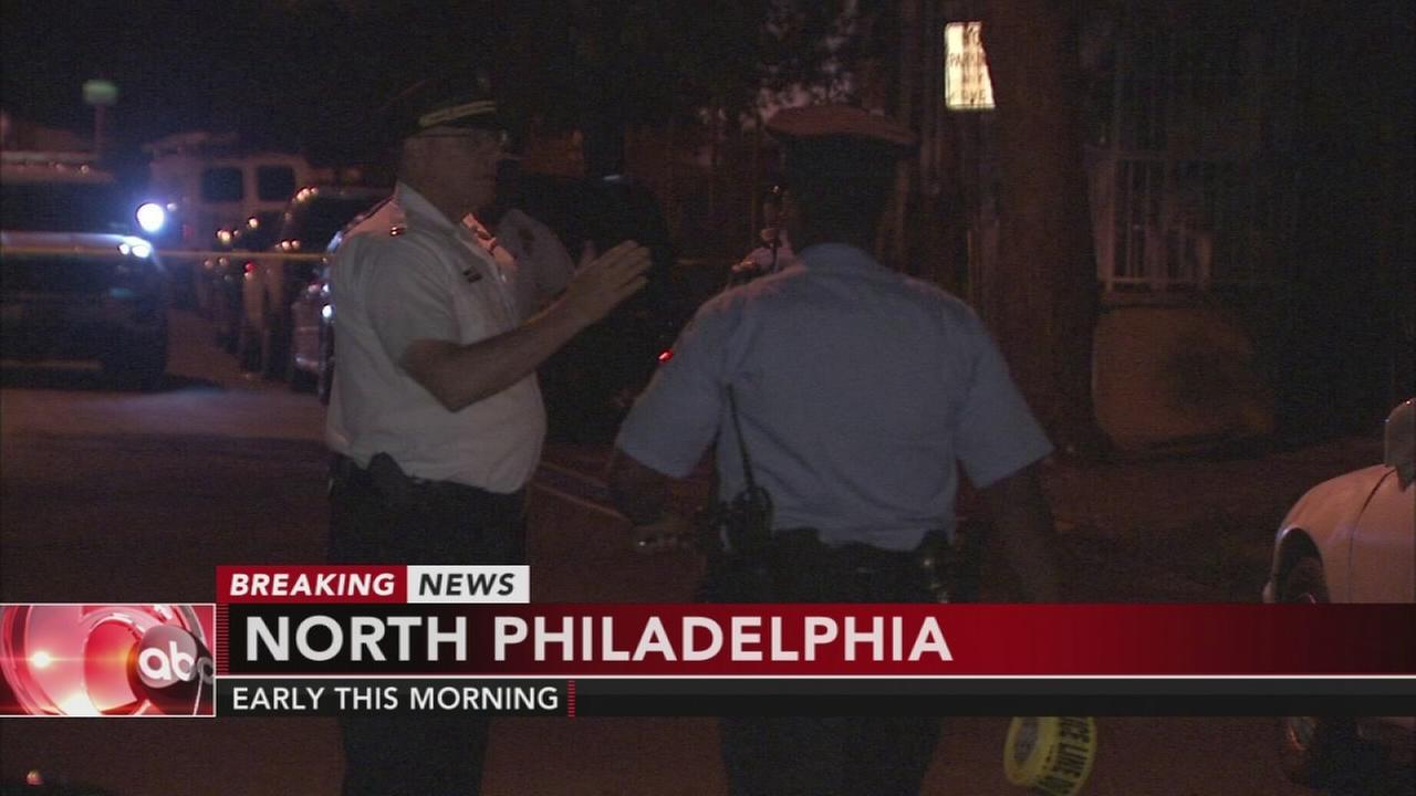 Man shot, left for dead in North Philadelphia