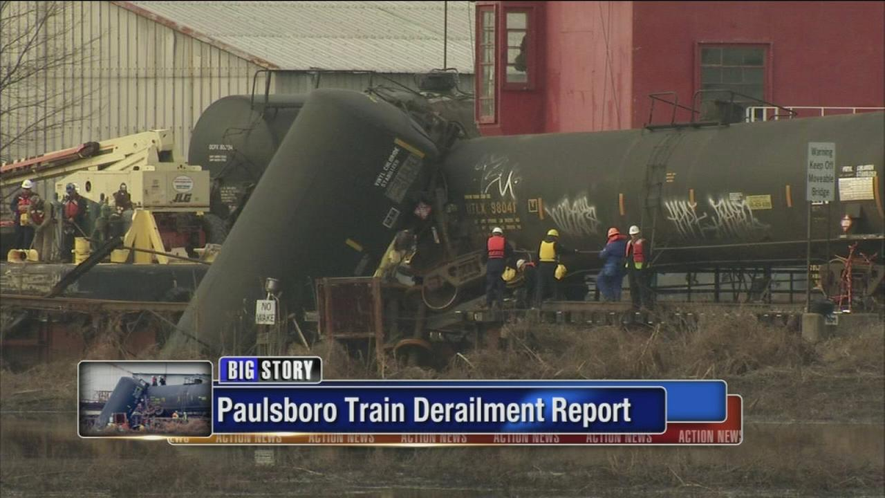 VIDEO: NTSB faults train operator in derailment