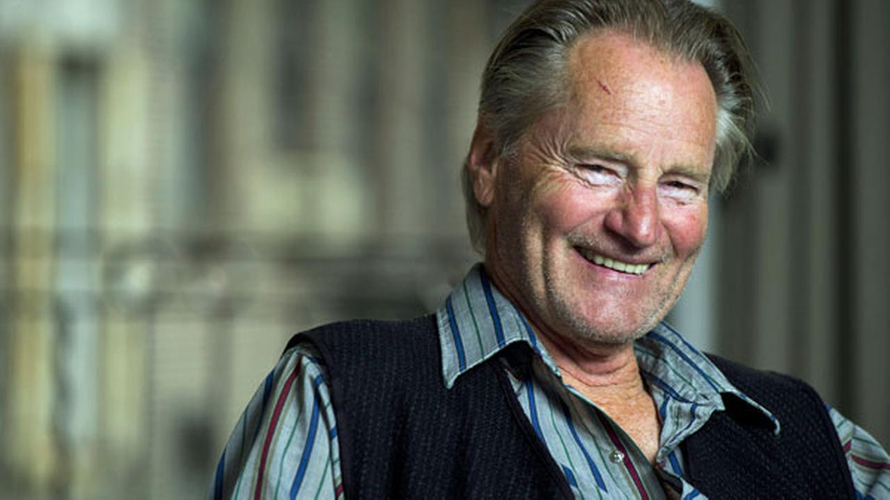 In this Sept. 29, 2011 photo, actor Sam Shepard poses for a portrait in New York. Shepard portrays Butch Cassidy in the upcoming film, Blackthorn.