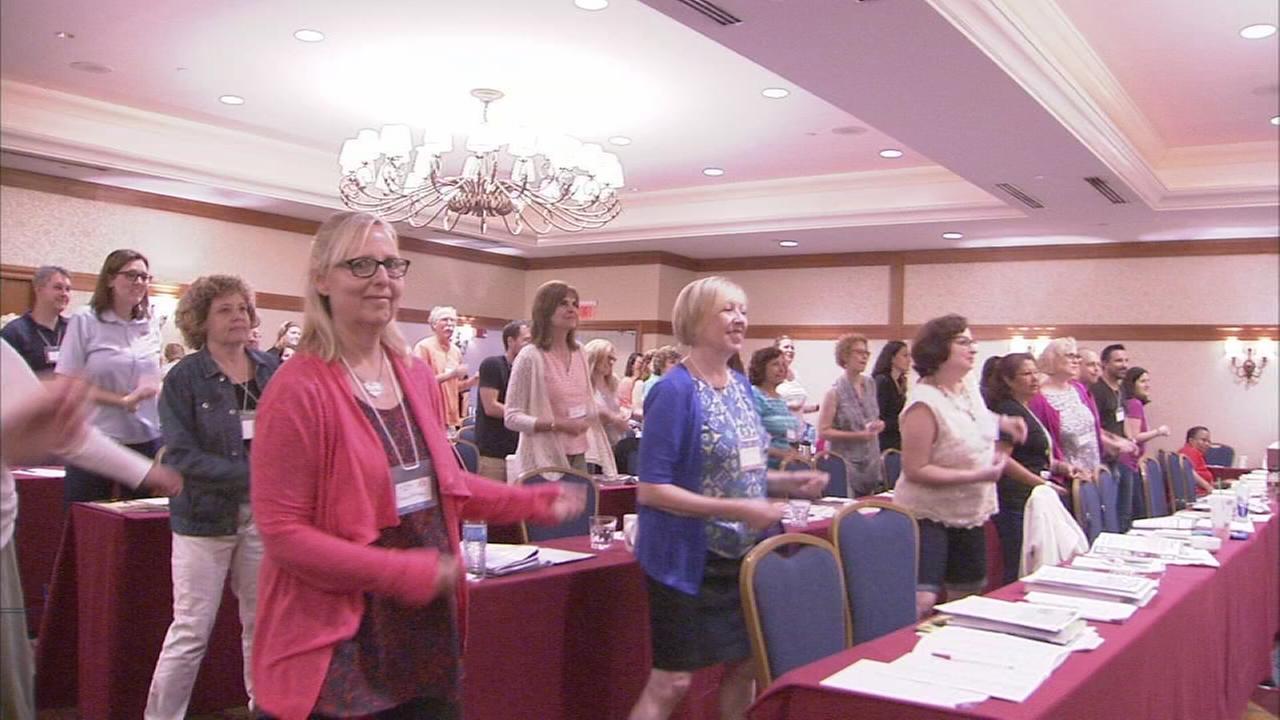 Joy of Singing workshop