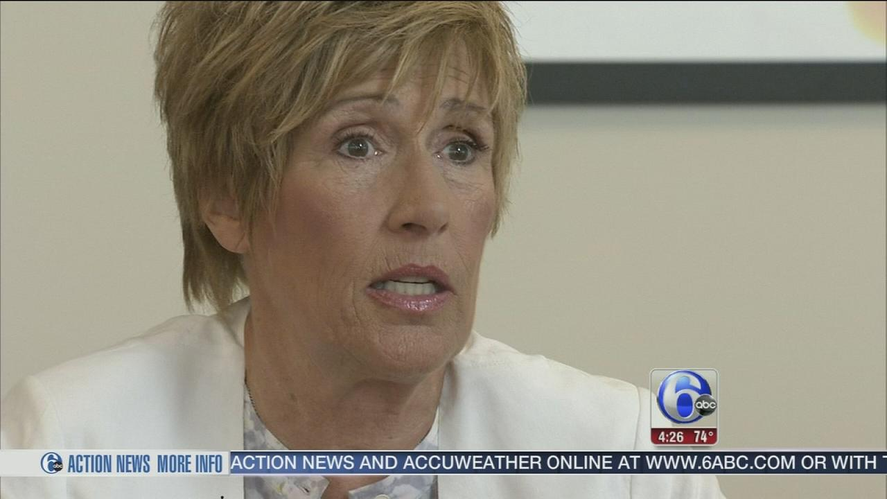 VIDEO: Diana Nyad shares new dream