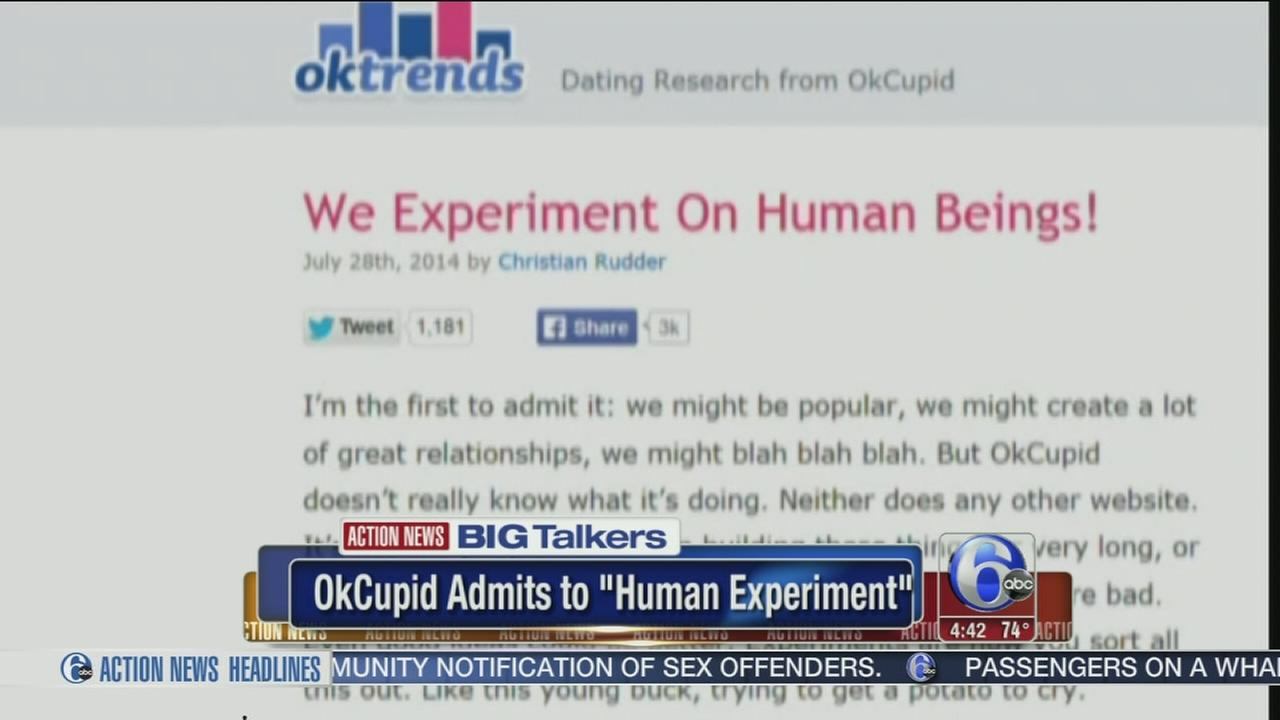 VIDEO: OK Cupid says it mismatched couples