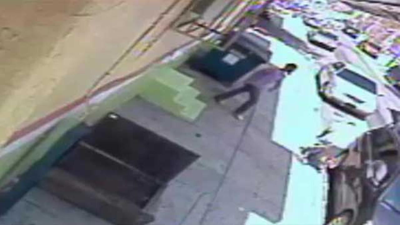 Suspect sought for North Philadelphia armed robbery
