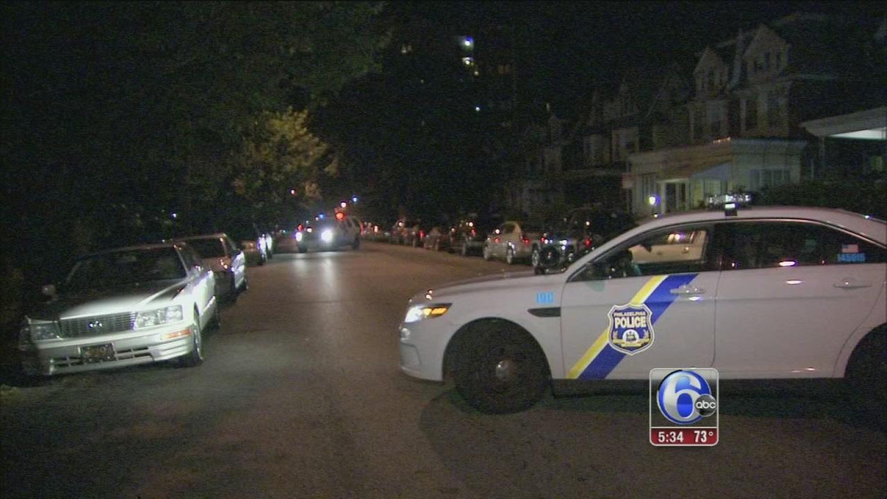VIDEO: Stabbing in Overbrook