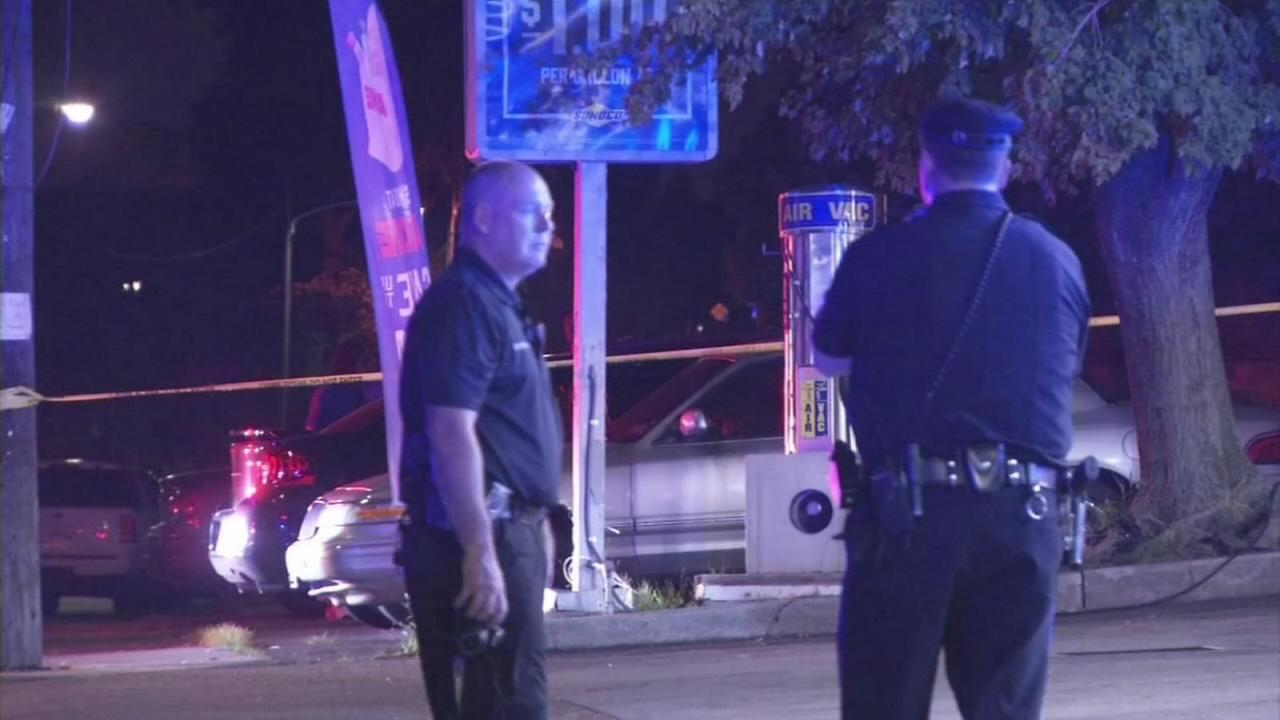 Police: Man pumping gas injured, but not shot, in Chester