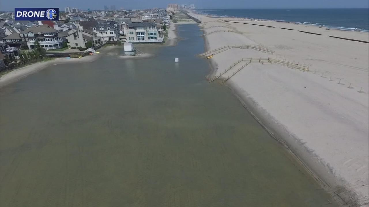 Margate, NJ renews court fight against dunes