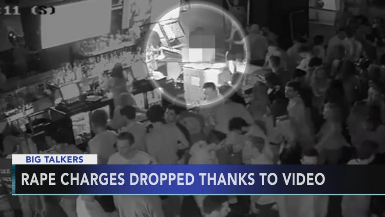 VIDEO: Rape charges dropped thanks to video