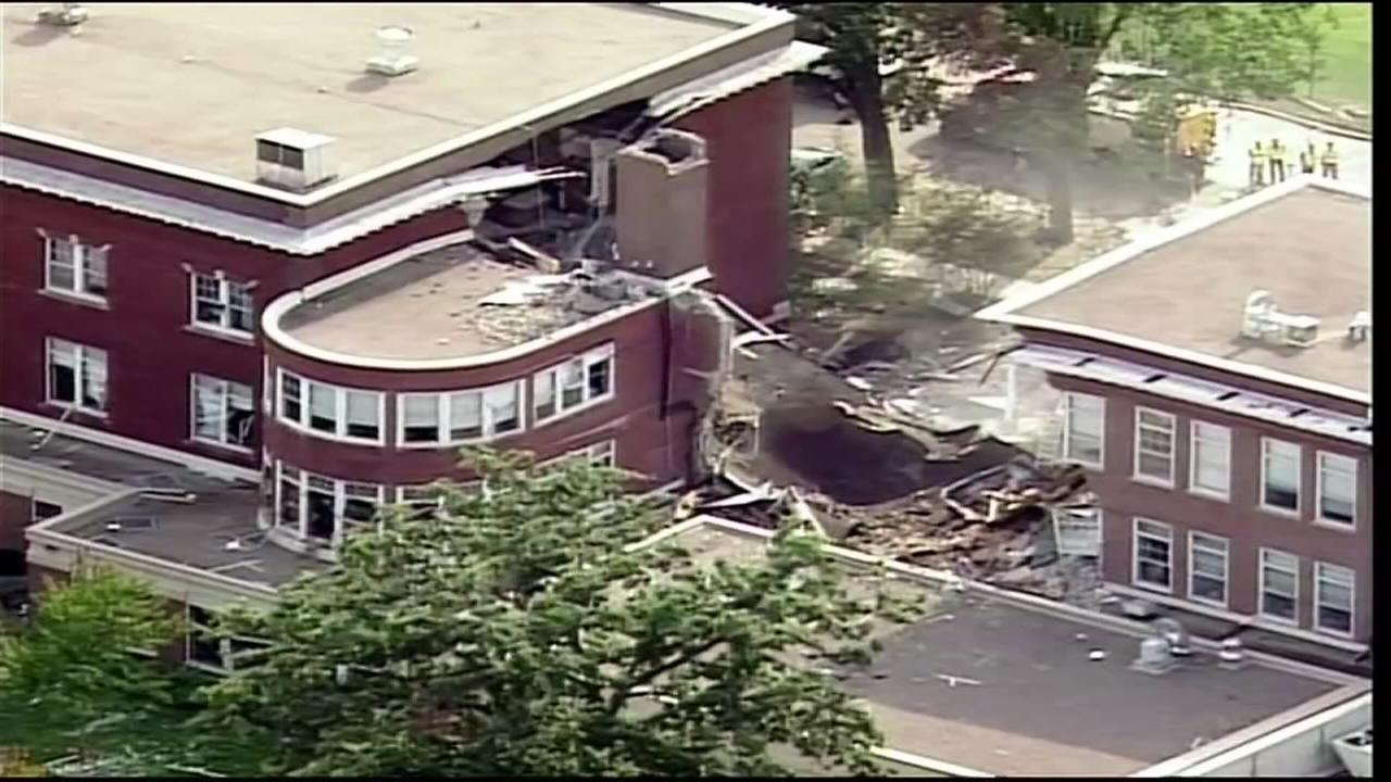 Blast at Minnesota school kills 2, injures others