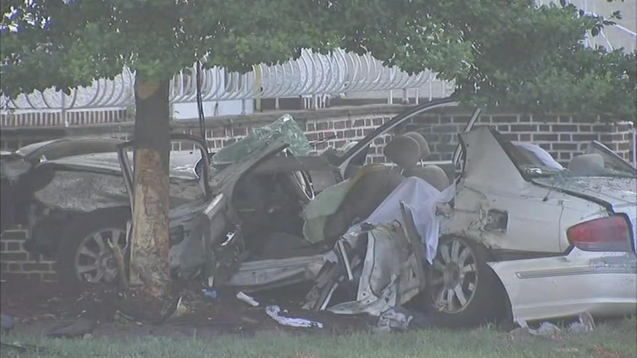 Deadly crash investigation in Norristown