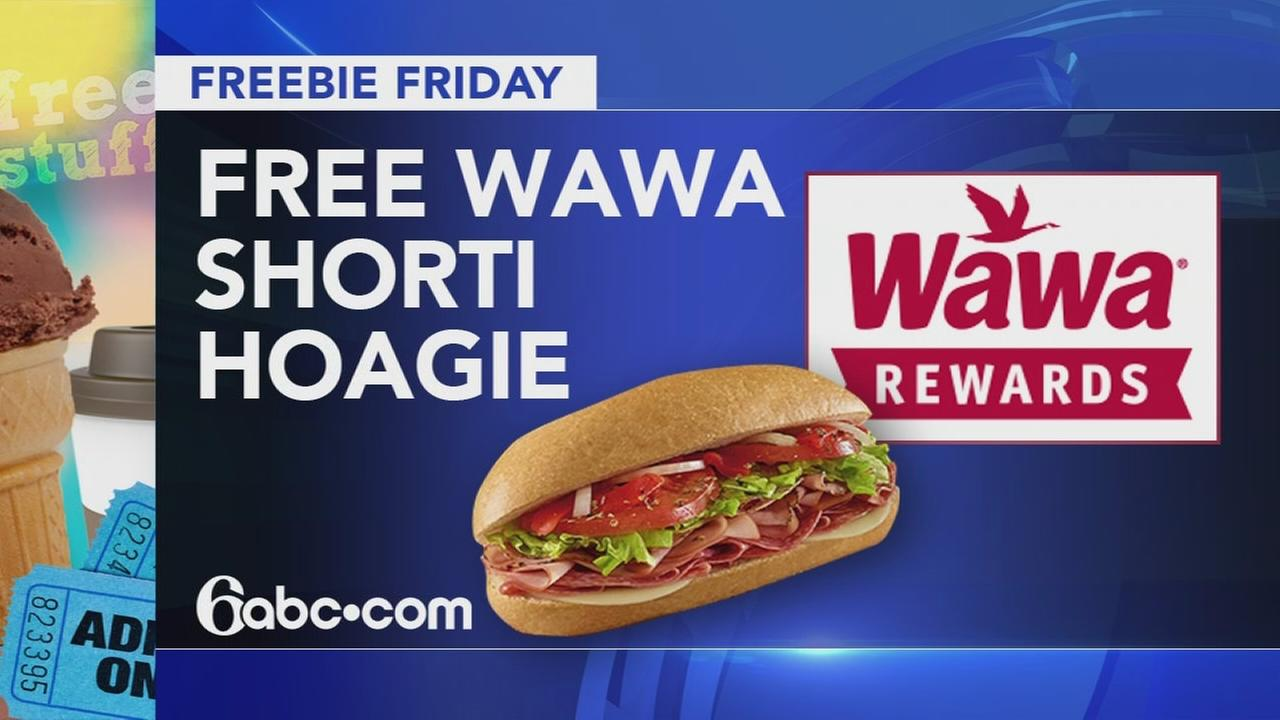 Freebie Friday: Cookies, hoagies and coffee