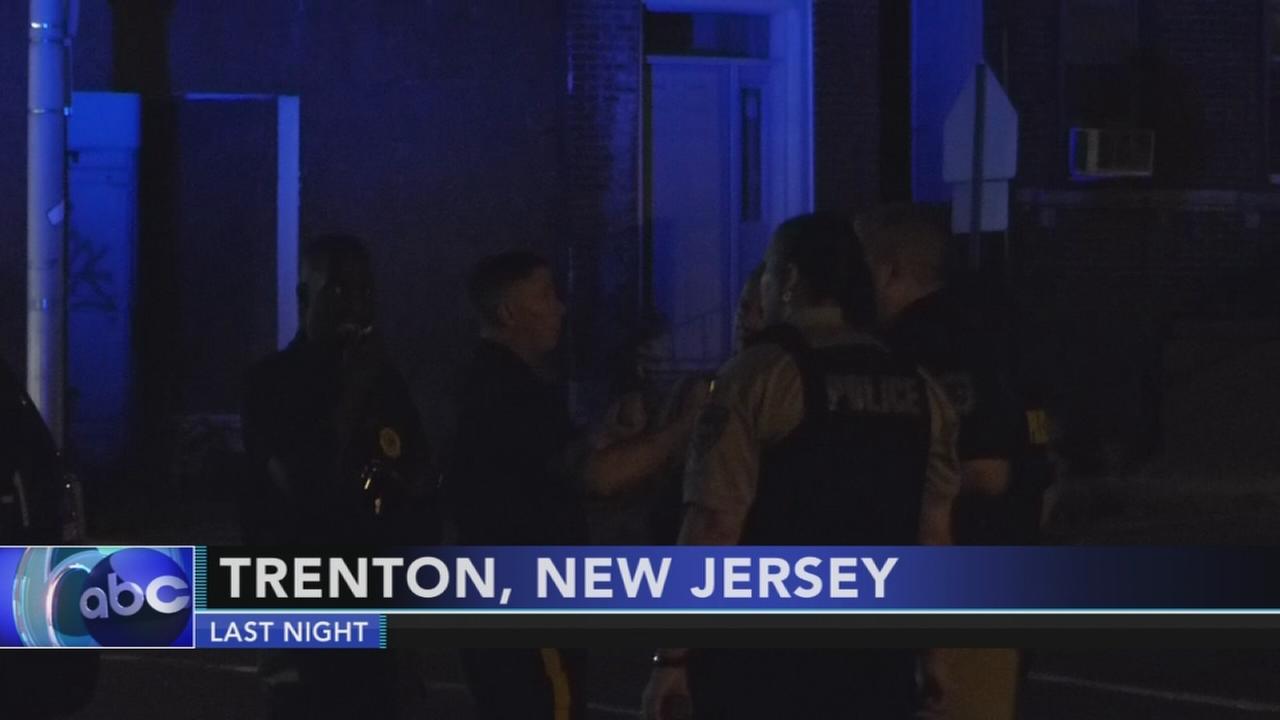 Shooting in Trenton