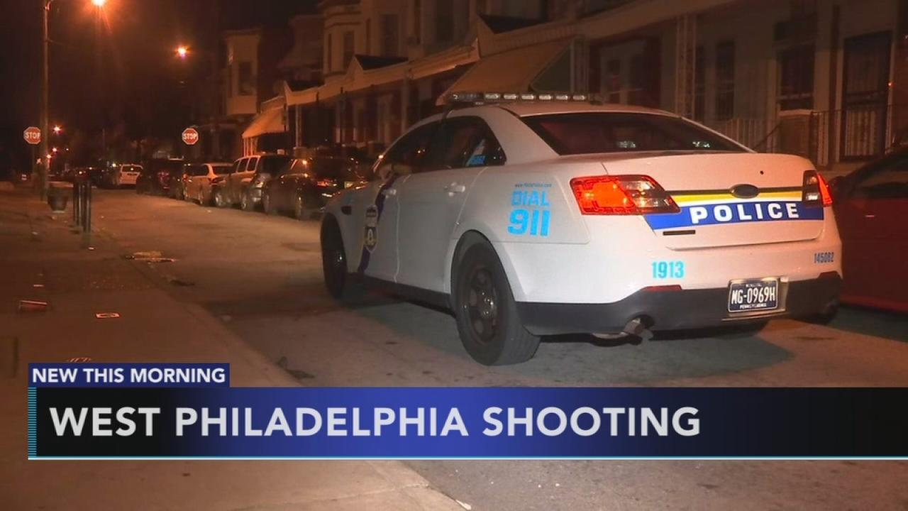 Man shot walking home from work in West Philadelphia