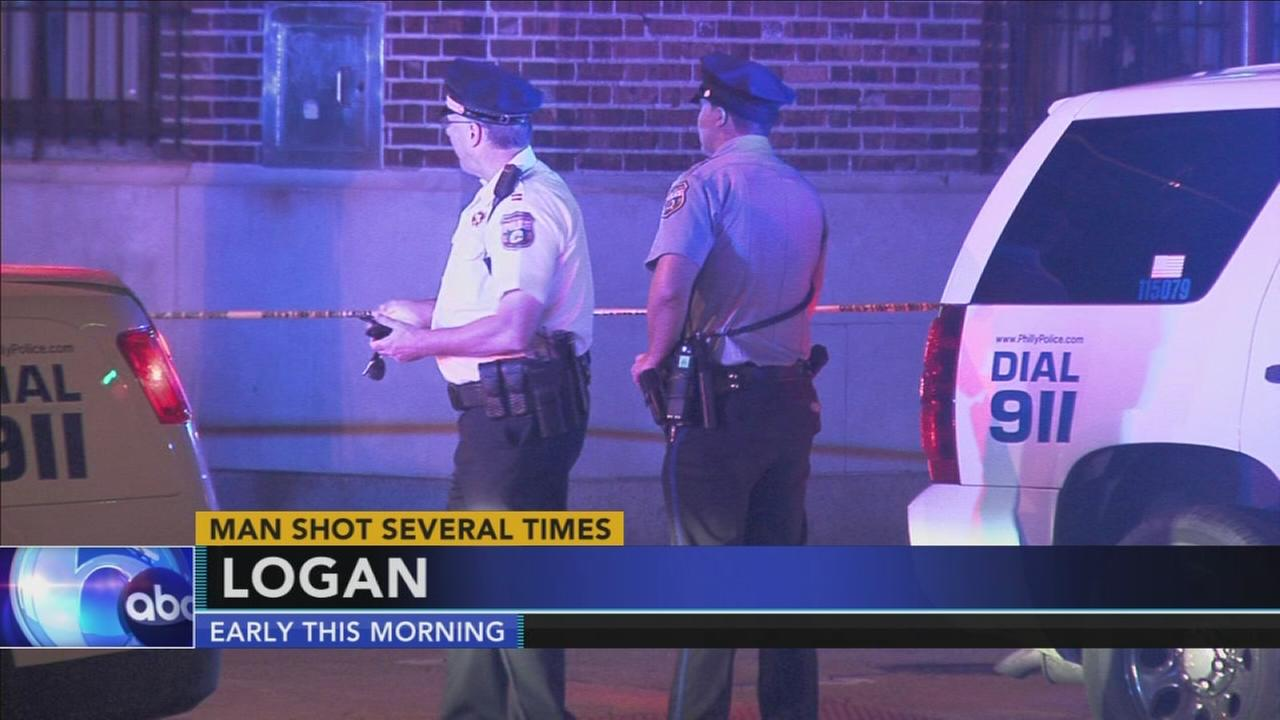 Shooting in citys Logan section leaves man critically injured