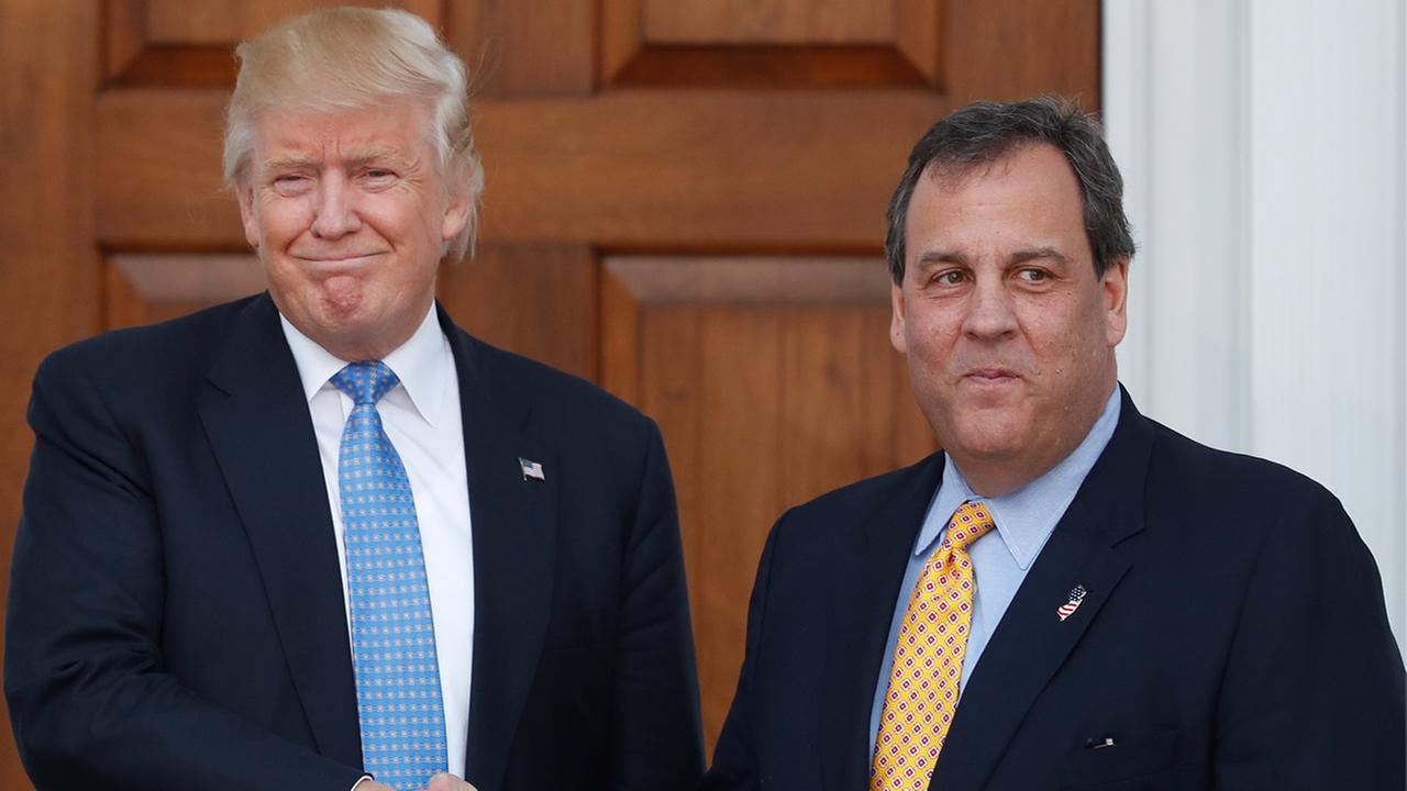 Christie: Trump welcome to stay at state-owned beach house