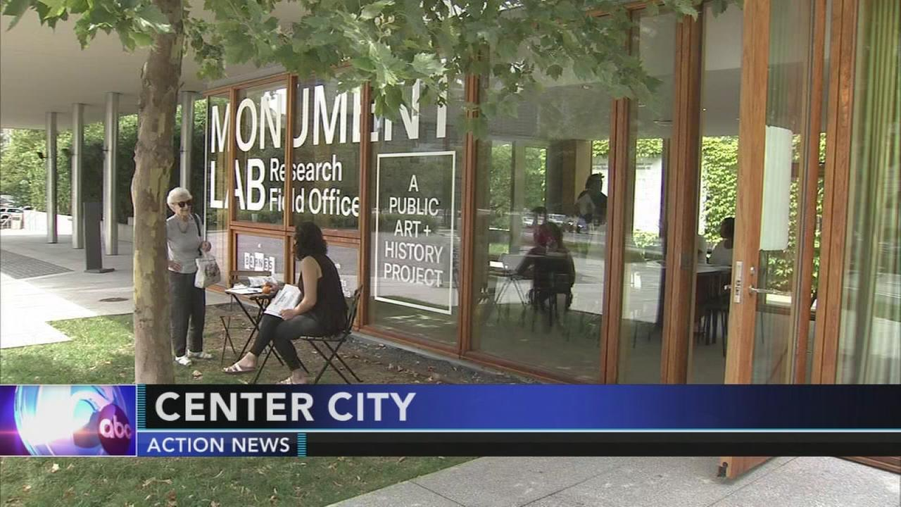 Monument Lab opens in Center City