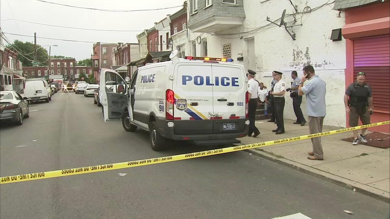 2 teenagers questioned after West Phila. barricade