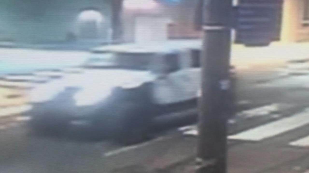 Jeep sought in Center City hit-and-run seen on video