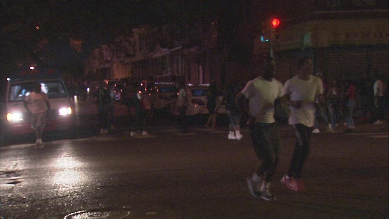 3 arrests after group of teens swarms Germantown