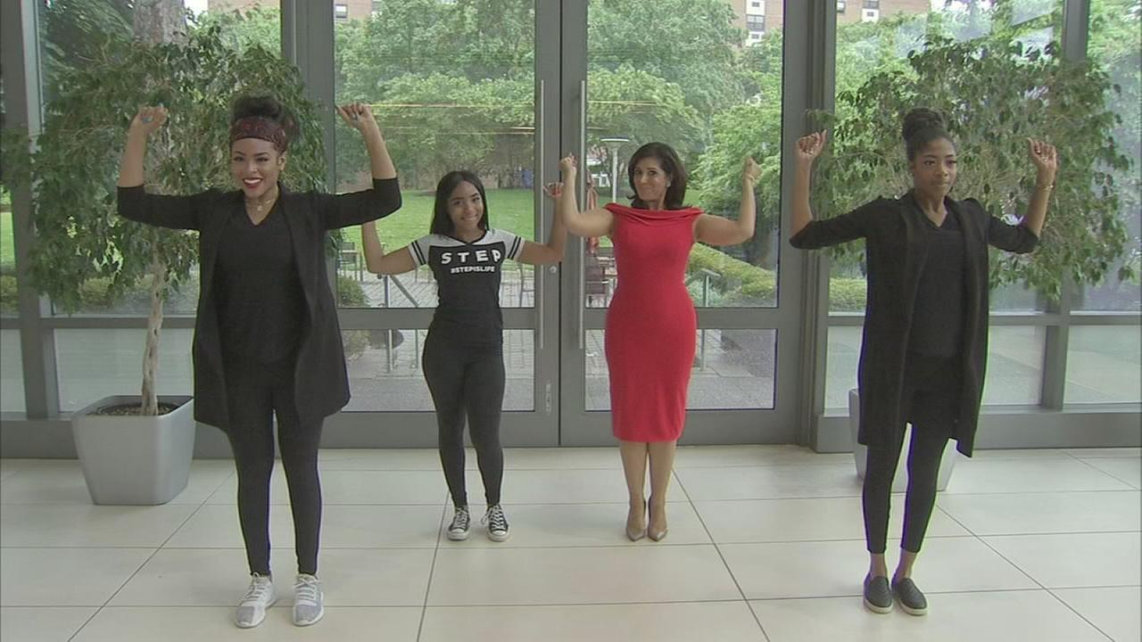 Step movie aims to inspire young women through dance