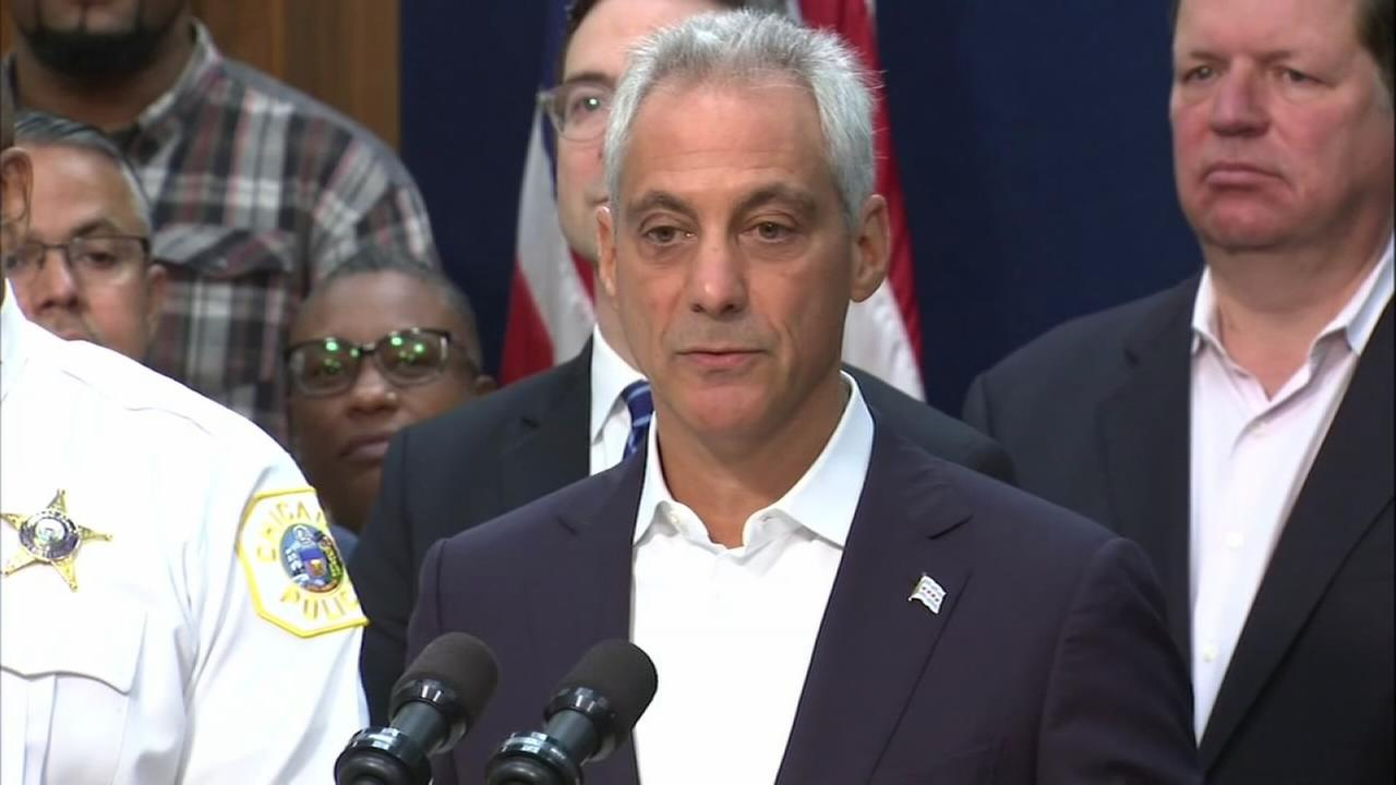 VIDEO: Chicago files lawsuit over sanctuary cities threat