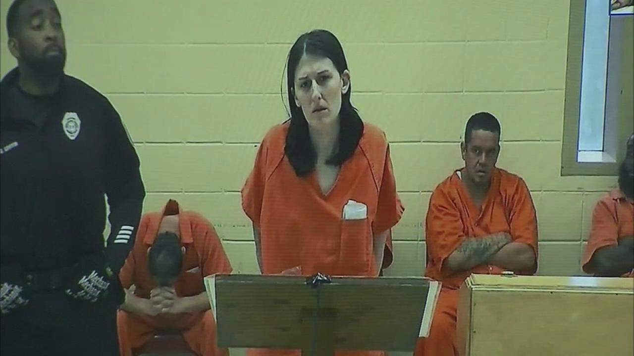 VIDEO: Woman charged in murder of partner in Mt. Holly