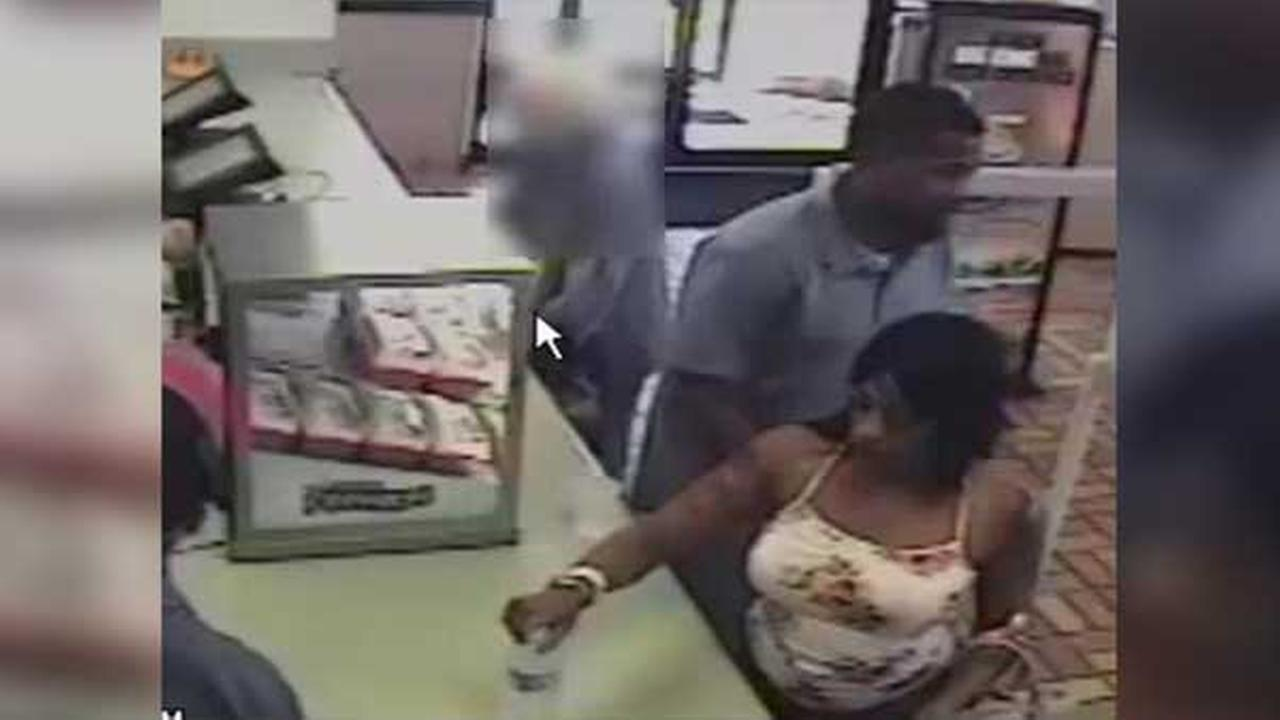 Suspects sought for pick pocketing an elderly woman inside a Pennypack restaurant