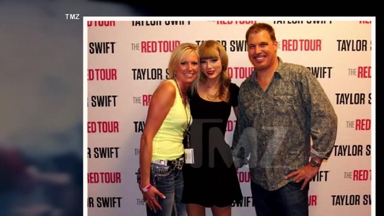 VIDEO: Taylor Swift, radio DJ in court for groping lawsuit