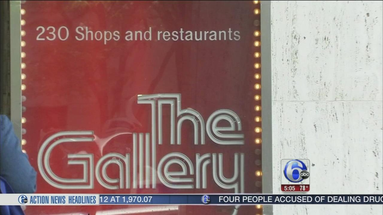 VIDEO: Multimillion dollar makeover at the gallery?