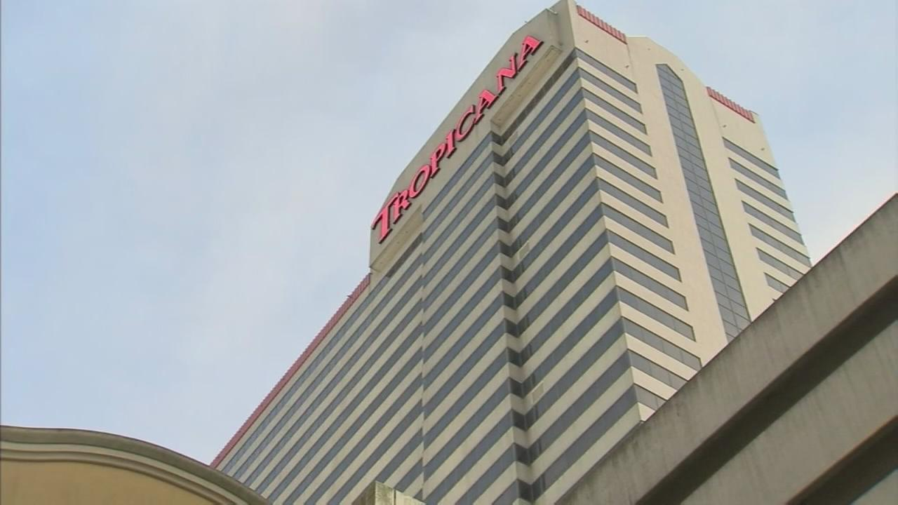 Death investigation at the Tropicana