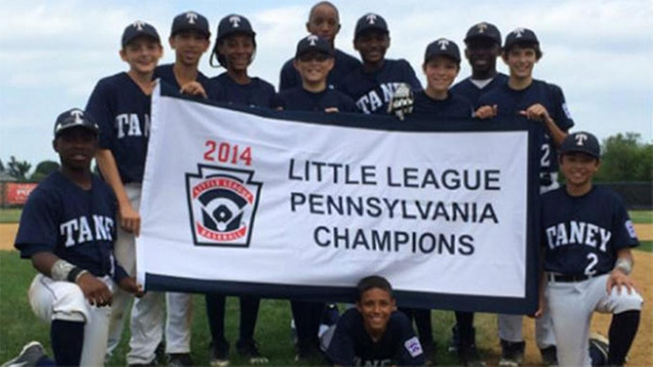 VIDEO: Phila. little league team headed to Mid-Atlantic Regionals
