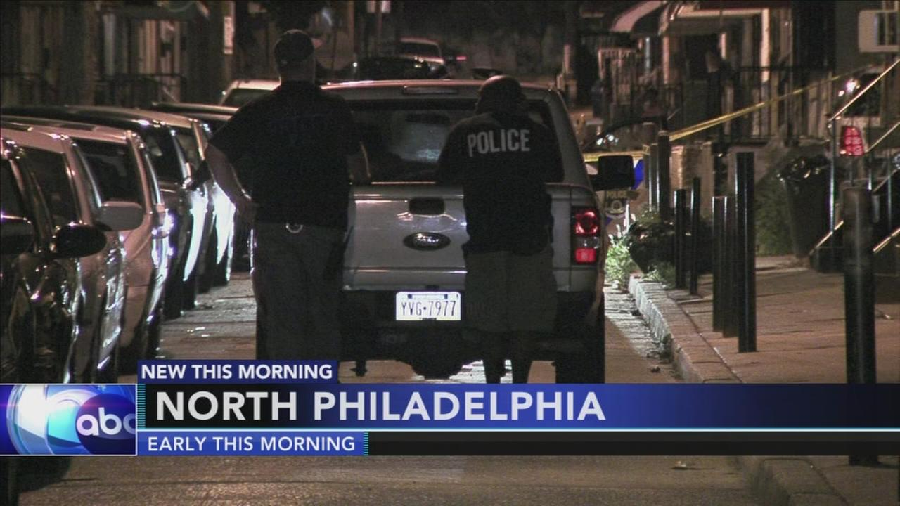 Man dies after being shot 3 times in North Philadelphia