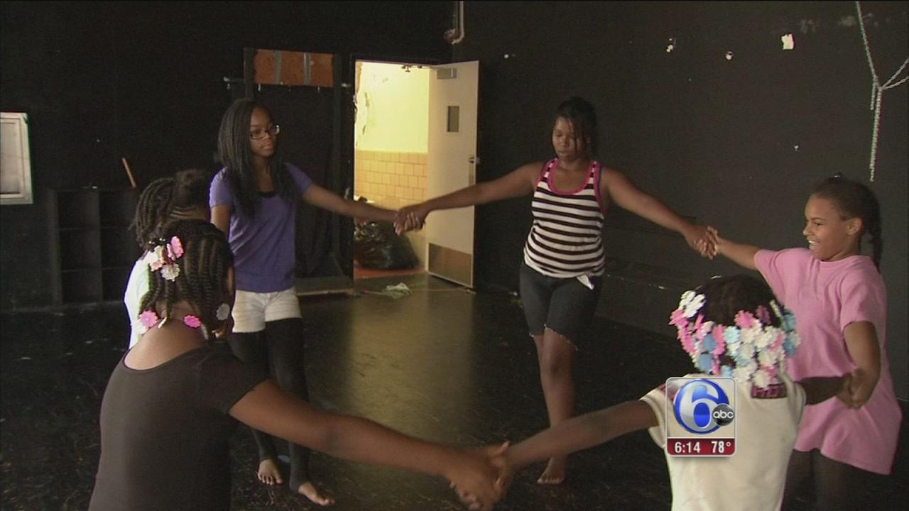 VIDEO: Special needs children share in summer camp experience