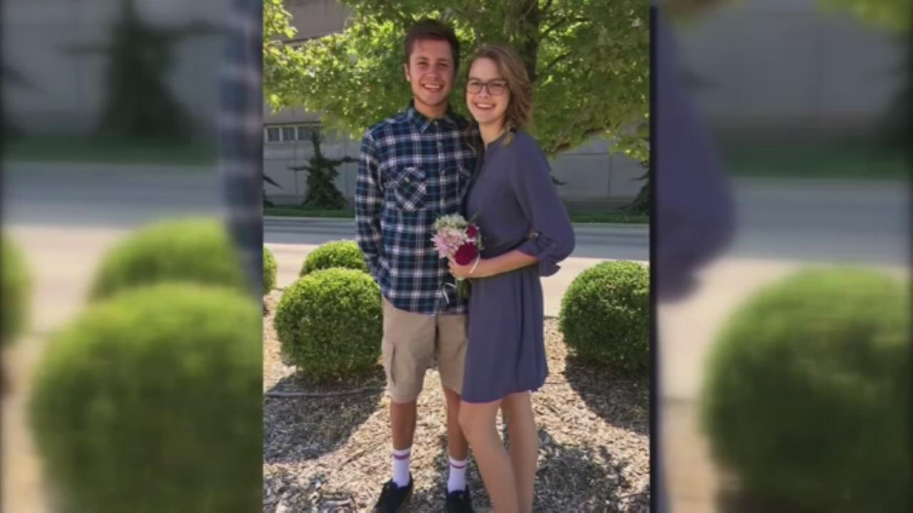 VIDEO: Newlyweds killed in crash one day after marriage