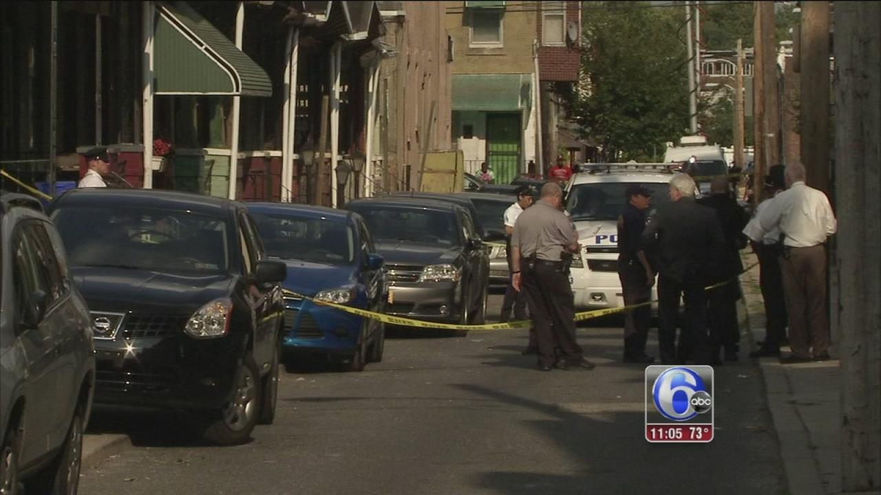 VIDEO: Investigation leads to police-involved shooting in Strawberry Mansion