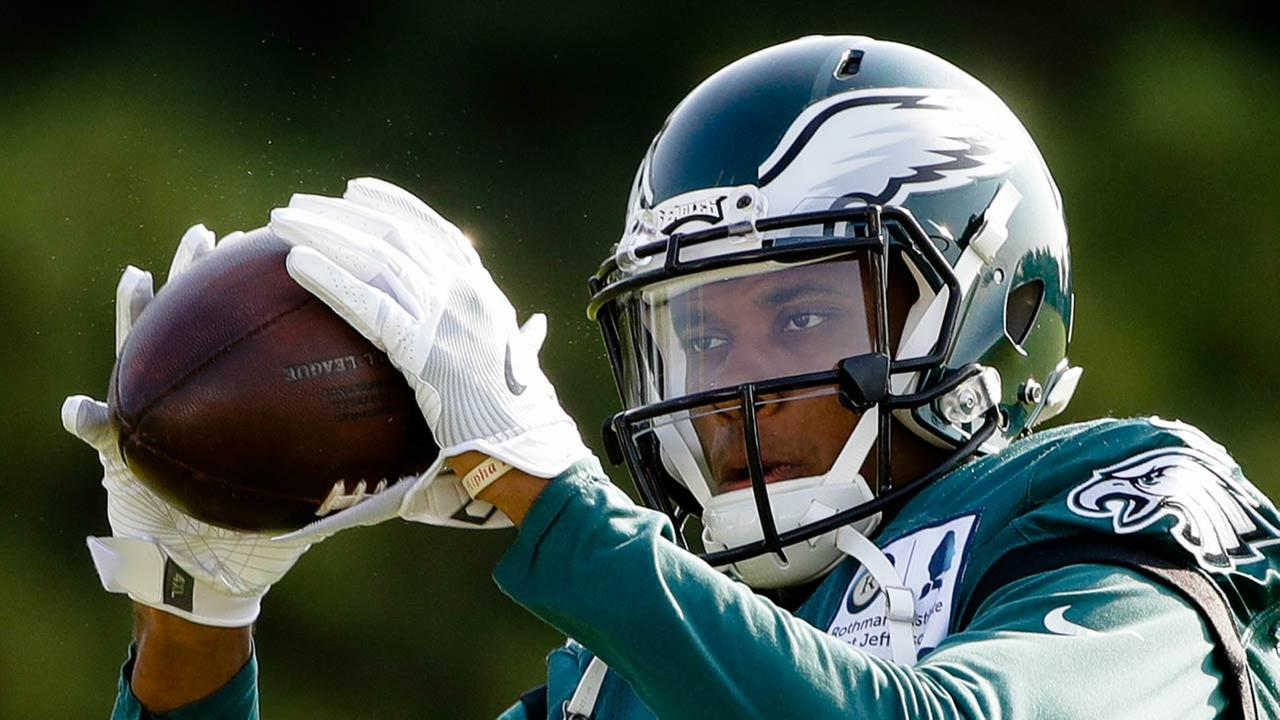 Eagles trade WR Jordan Matthews to Bills for CB Ronald Darby